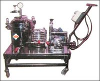 Horizontal Plate Filter Press