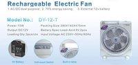Rechargeable Fan DY-12-T