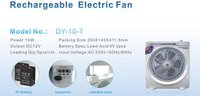 Rechargeable Fan DY-10-T