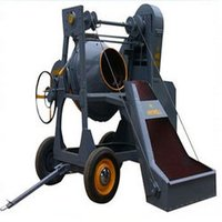 Cft Clutch Type Concrete Mixer Machine