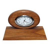 Wooden Desktop Clocks
