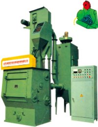 Tumble Shot Blasting Machine