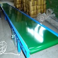 Floor to Floor Belt Conveyor