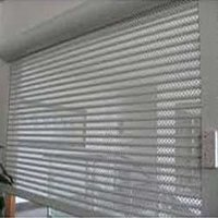 Purporated Rolling Shutters