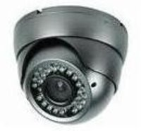 IR Vandal Proof Dome Camera