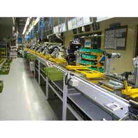 Industrial Assembly Line Conveyors