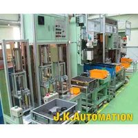 Clutch Assembling Special Purpose Machine
