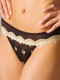 Ladies Lacy Panties
