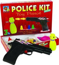 Police Kit Junior Toys