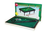 Snooker Pool Set Toys