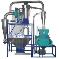 5ton/24h Complete Flour Mill Machine