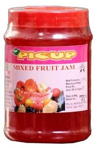 Mixed Fruit Jams