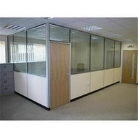 Aluminium Partition Fabrication Services