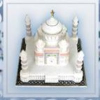 Decorative Marble Taj Mahal Models