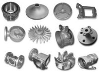 Ball And Plug Valve Castings