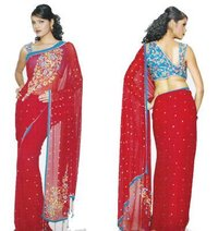 Classic Embroidery Sarees