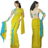 Ladies Aesthetic Sarees