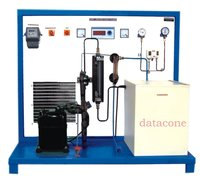 AIR-WATER HEAT PUMP TEST RIG
