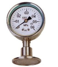Hygienic Diaphragm Pressure Gauges