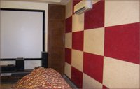 Home Theater Acoustic Wall Tiles