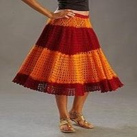 Trendy Handmade Skirts