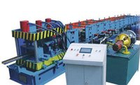 One Size C/Z Purlin Roll Forming Machine