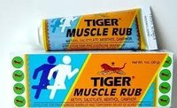 Tiger Balm Cream Muscle Rub Pains (1oz)30g - Thailand: Pain Relief