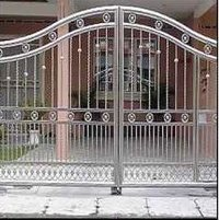 Stainless Steel Elegant Gates