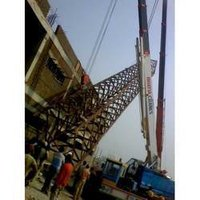 Telescopic Boom Crane