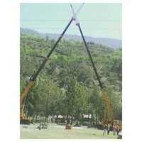 Telescopic Boom Crane with Flyzibs
