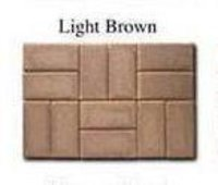 Light Brown Colour Wall Tile