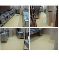 Mf Pu Self Level Concrete Flooring