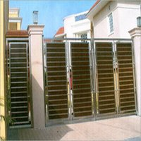 Stainless Steel Casting Gate