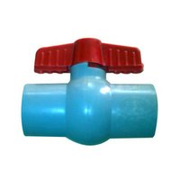 PP Solid Sale Ball Valve