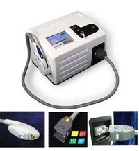 Portable E-Light(IPL+RF+LASER) Beauty Platform