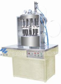 Electrolyte Filling Machine