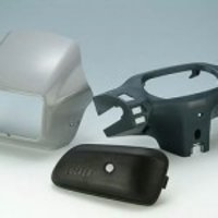 Motorcycle Lampshade Moulds