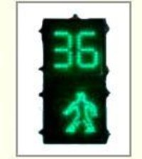 Traffic Pedestrian Signal
