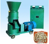Flat Die Type Pellet Machine