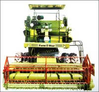 Heavy Duty Harvester Combine