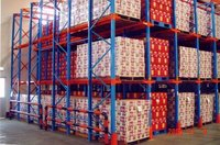 Warehouse Storage Pallet Racking