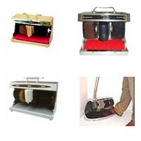 Auto Shoe Shine Machines