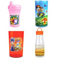 Kids Plastic Product Printing Service