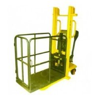 AC Lift Platform Stacker