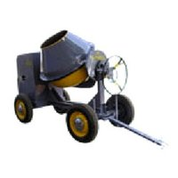 Concrete Mixers Without Hopper