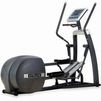 Elliptical Bike/Fitness Equipment With Led Dynamic Figure Display