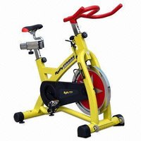Exercise Bike With 50 X 100mm Elliptical Steel Tube
