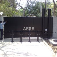 Motorized Sliding Gates