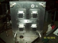 Mould Core Half Assembly