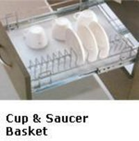 Cup And Saucer Baskets